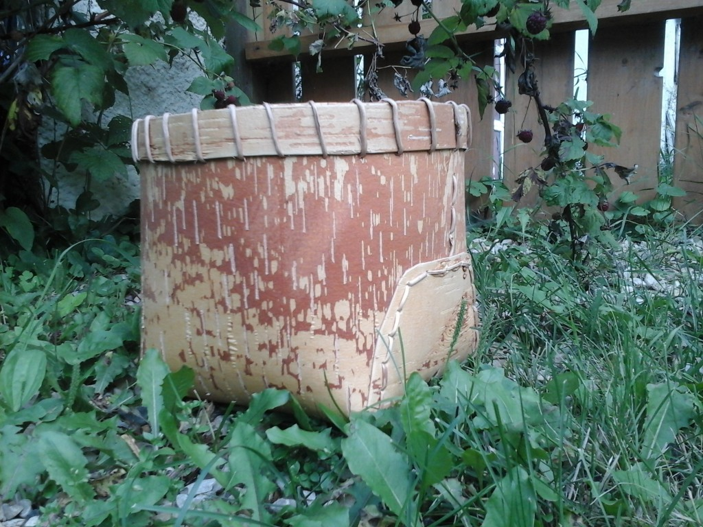 Picture of Traditional basket without lid