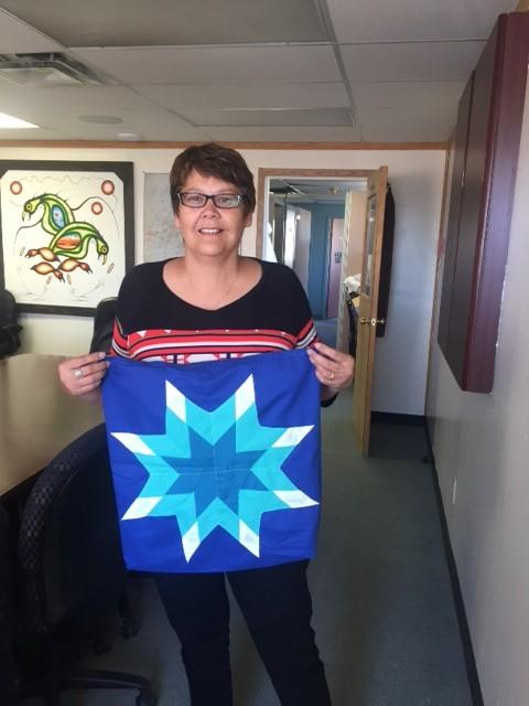 Chief of Cross Lake - Cathy Merrick